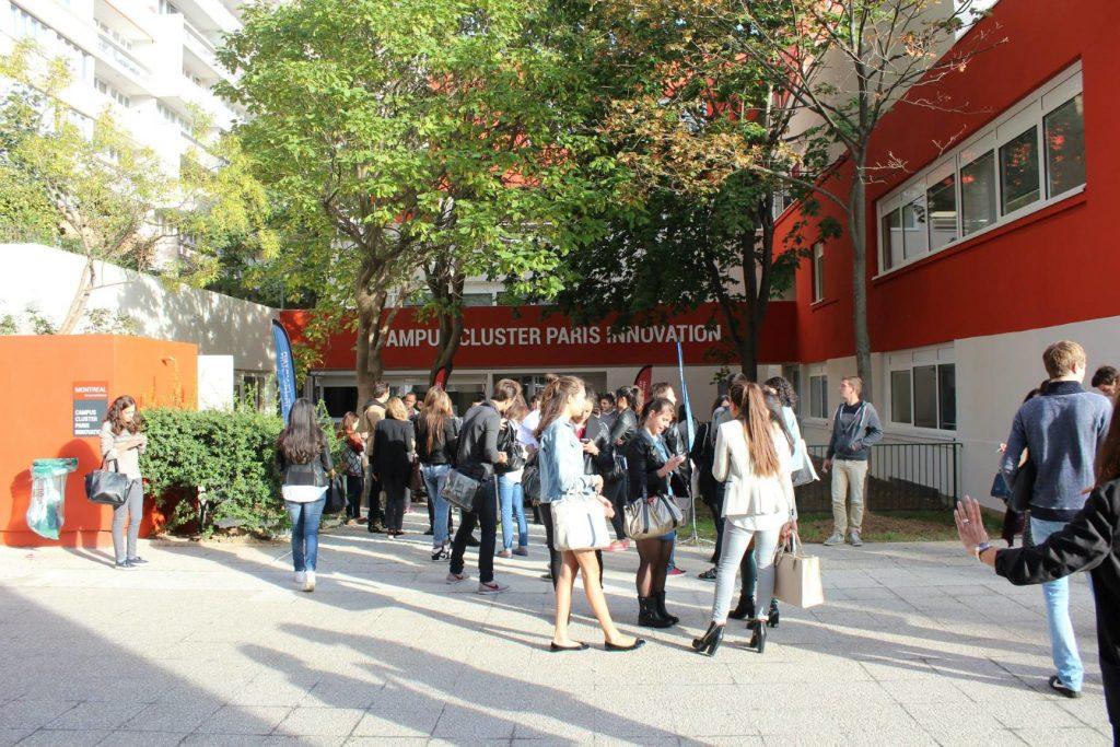History of establishment and development of Paris Graduate School of Management